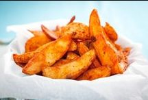 French Fries, Wedges, Chips / America loves fries - we do too! / by Klondike Brands Potatoes