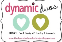 Color Inspiration- Dynamic Duos