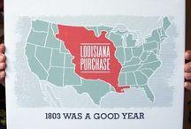 Louisiana / I absolutely love the state of Louisiana!  / by Tara Porter-Yarborough