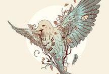 Creative BIRDS / by Ilonka
