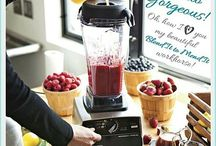 Vitamixing / by Kelly Fortune