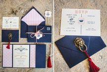 Invitations. / by Sarah Child