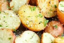 Taters! Eat 'em up, YUM! / So many way to cook and eat potatoes, so little time!!