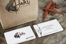 Packaging, CV & cartes de visite