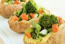 Baked, Twice Baked, & Hasselback Recipes / Baked Potato recipes