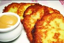 Hash Browns & Breakfast / Pan fried deliciousness