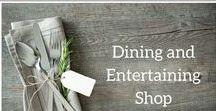 Little White Dish Showcase