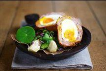 Shoot: Scotch eggs / Research for scotch egg shoot