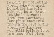 Words / by Annie Colella