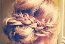Pretty Hair   Braids / by Kristen Dierickx