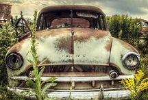 for the love of old trucks / by Melissa Brown