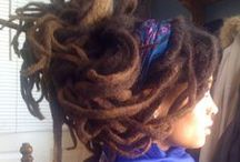 Beautiful Hair / Lovely locs / by Adrienne DeVine