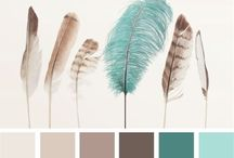 for color inspiration / by Melissa Brown