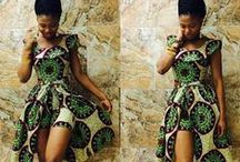 African Design and Inspiration / Style / by Adrienne DeVine