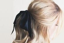 Hairstyles / Inspiration and tutorials for those tresses.