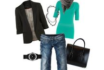 Style / Clothes and hair / by Amanda Anderson