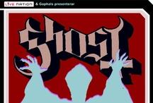 Artwork 2012 / Artwork of concerts & events arranged by Live Nation Sweden – 2012 / by Live Nation Sweden