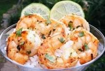 Fish & Seafood / by Lindsay B
