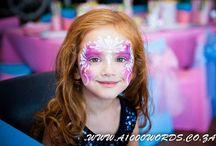 Bazinga   Face Painting / An artsy array of fantastic face-painting photos  / by Bazinga!