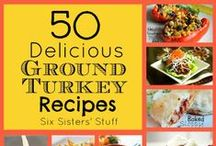 Turkey & meatless dishes / by Kayla McCarthy