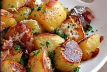Potatoes, Potatoes, Potatotes / All sorts of recipes with potatoes. / by Lindsay B
