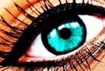 Beautiful Eyes / Eye Makeup, where would I be without you? (: / by Katie Rose