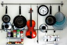 Kitchen / Il luogo dove nascono le ricette più creative.