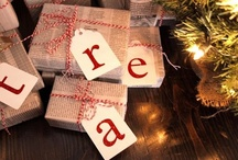 Gift wrapping ideas / by Erika Benares