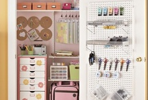 Organize your Stuff / by The Whimsical Witch