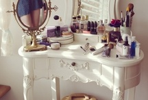 Dressing Tables / by The Whimsical Witch