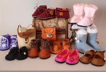 American Girl Shoes!