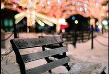 Christmas / To get into the festive spirit.
