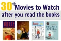 Books into Movies / by Sheppard Memorial Library