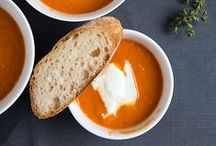 Soups / by Alexa Dell