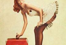Pinup, Vintage, Swing, Lindy...