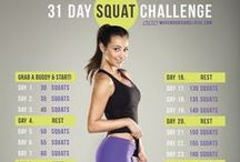 Fit life / Exercise & health / by Clarissa Robles