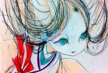 Artists & Illustrations / Ilustraciones y dibujos que me gustan o llaman la atención
