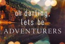 Adventures / by Erin Marie