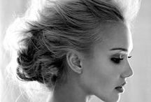 Wedding inspiration for hair and make up