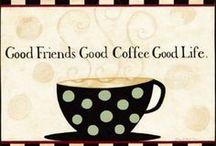 Coffee / coffee  / by Adrienne DeVine