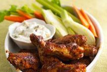 NY FOODS-Buffalo Style Chicken Wings