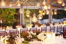 Garden Wedding Inspiration / Our favourite room not in the house