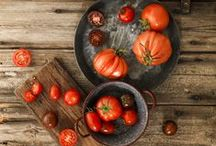 Jemma Watts Photography: Autumn food photography / Autumn fruit and vegetables - photographs by Jemma Watts Photography, styling by Laura Sawyer