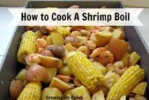 Cottage Cooking for a Crowd / Fitting food for a large group of friends or family