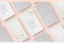Bold, Beautiful Branding / Designs, Typeface, Imagery, Marketing.