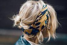 Hair & Makeup / by Elizabeth Lahendro