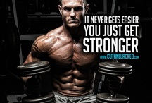 Tips & Motivational Posters / For more fitness tips and motivation go to www.cutandjacked.com