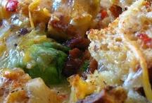FOOD: BREAKFAST BRUNCH / by Dawn McLeod Ansari