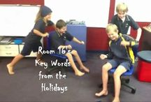 School Fun / Snippets of learning inspiration!