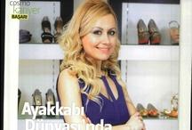 Interviews&Ayakkabı Dünyası